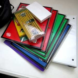<span>$10</span> can provide school supplies to one student.